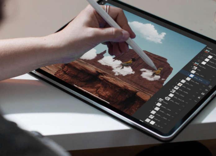 Photoshop per iPad