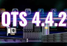 QNAP QTS 4.4.2