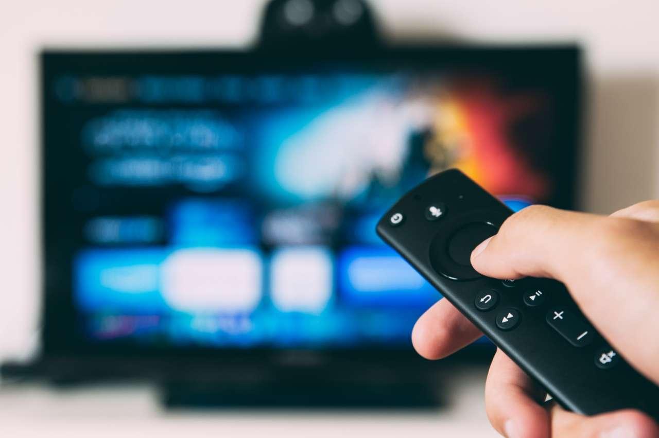 TV Screen streaming video