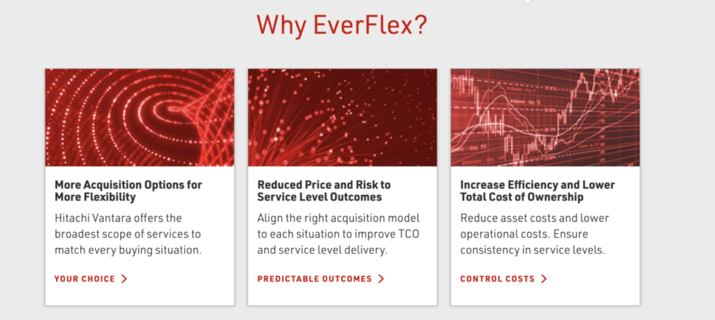 hitachi vantara everflex