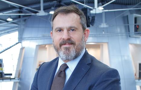 Davide Balladore, Product Business Developer Manager nel Marketing & Sales team di Canon Italia