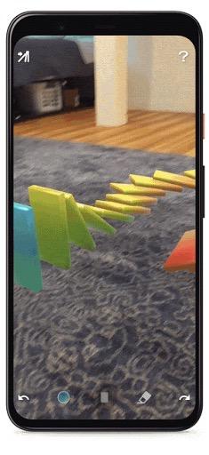 realtà aumentata Google