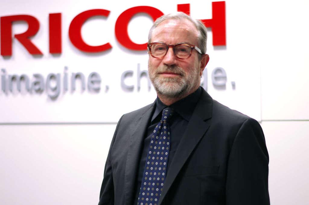 Roberto De Felice, Direttore Vendite di Ricoh Italia