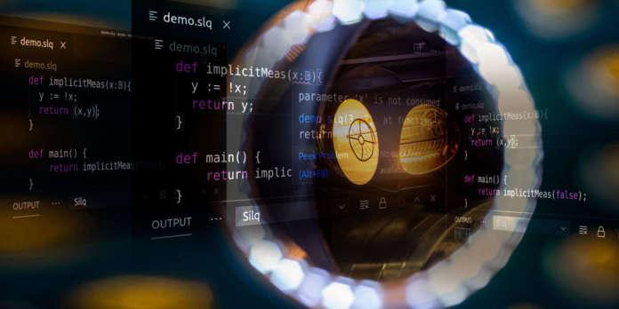 quantum computing Silq