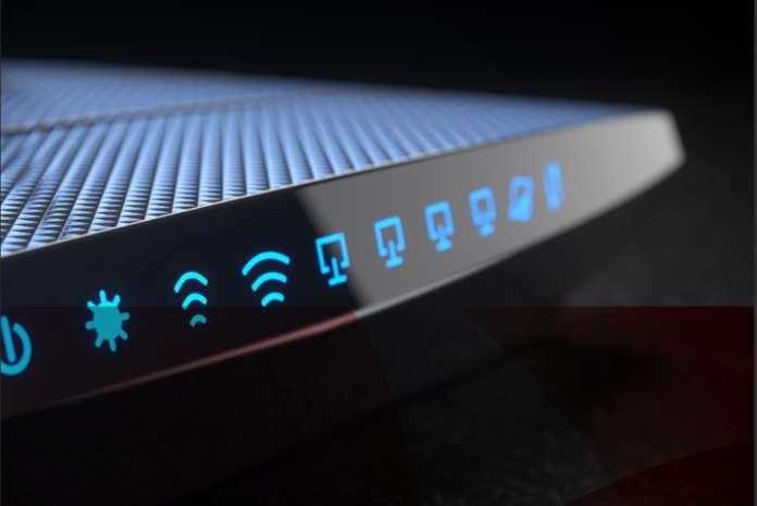 router domestici