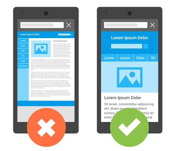 indicizzazione mobile-first