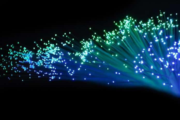 rete fibra ottica