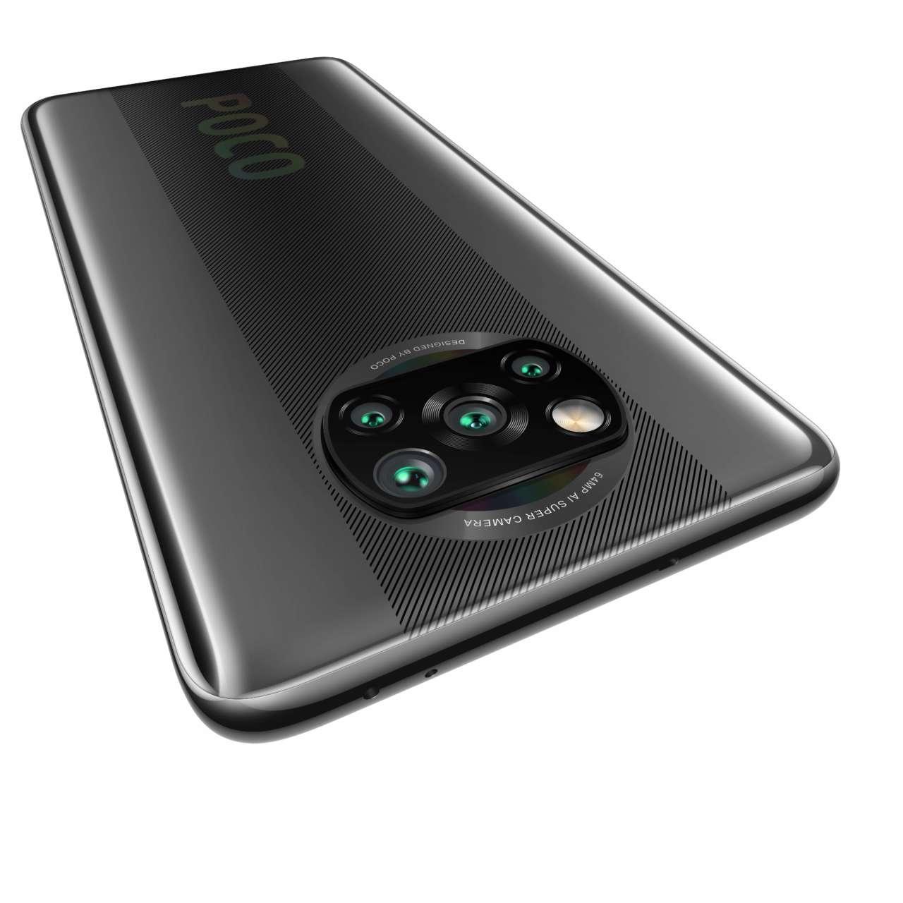 Poco X3 NFC grigio