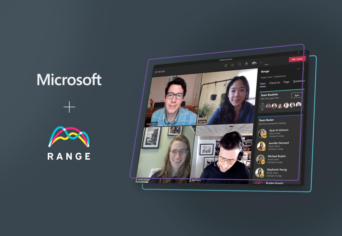 Microsoft Teams Range