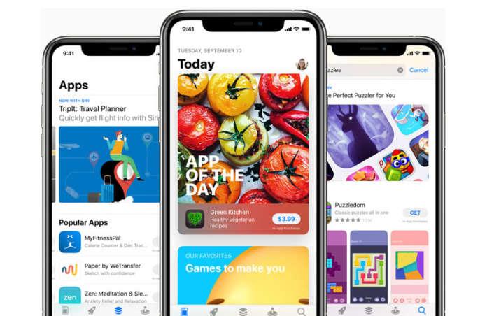 Apple app store
