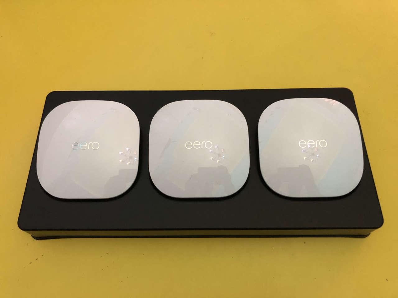 eero Home Wi-Fi System - Kit