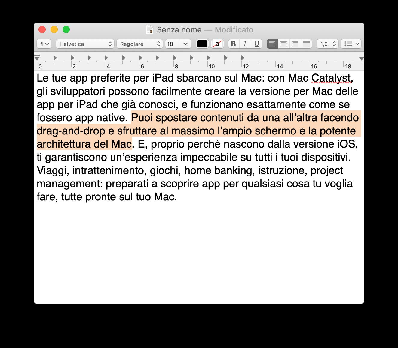 colori Mac