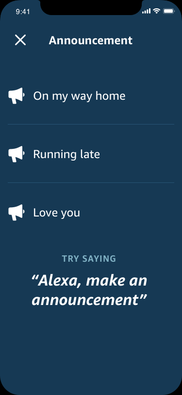 Alexa auto