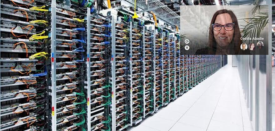Google Meet for Glass