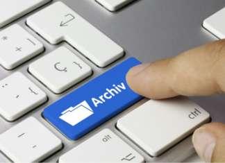 archiviazione posta elettronica