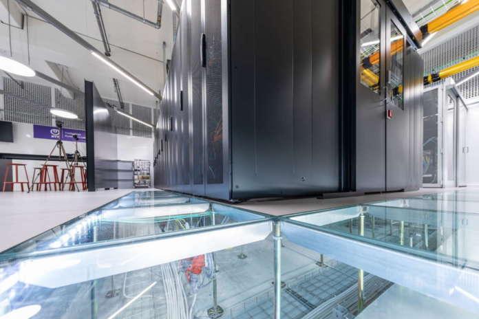 data center innovartion lab Ntt