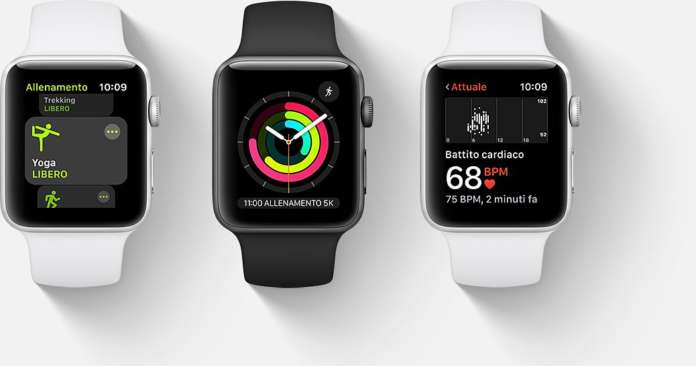 vodafone apple watch