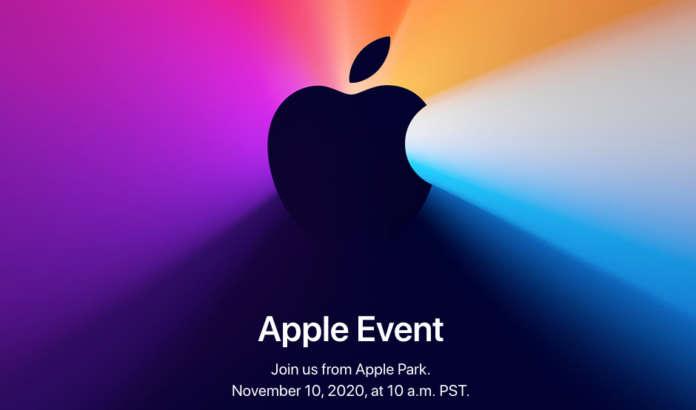 Apple 10 novembre 2020