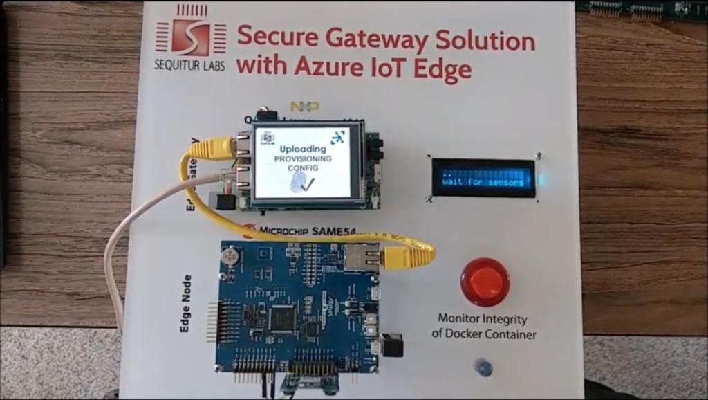 Internet of Things Sequitur Labs