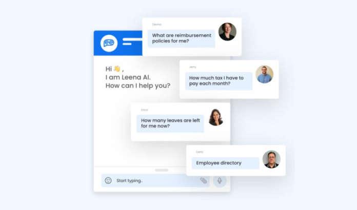 intelligenza artificiale risorse umane Leena AI