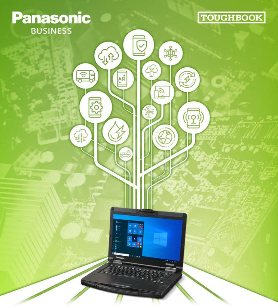 Panasonic rugged