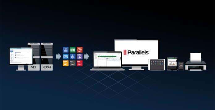 Parallels desktop virtuali