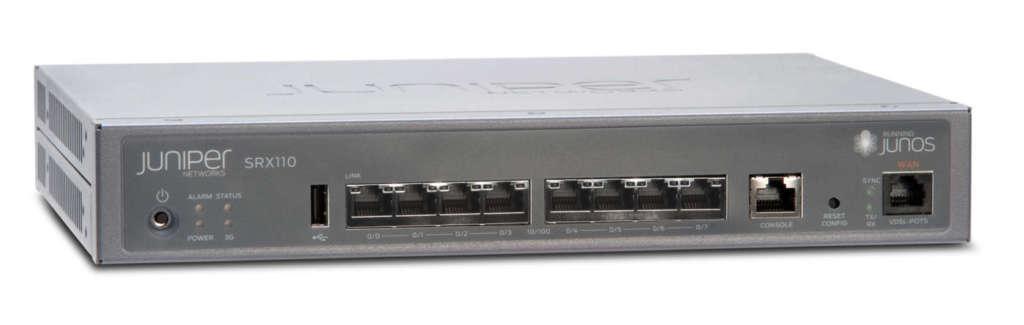 Juniper Networks SRX 110
