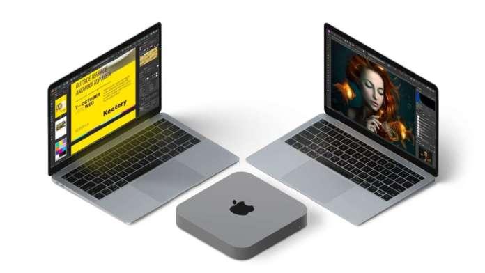 macOS Big Sur APple M1 Affinity