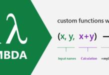 Excel Lambda