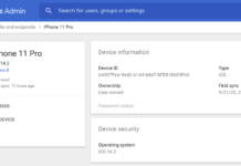 Google mobile management
