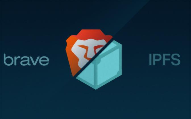 Brave IPFS
