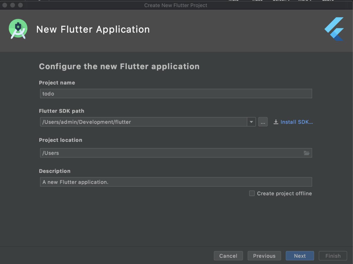 AWS Amplify Flutter