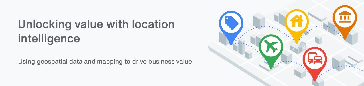 location intelligence Google