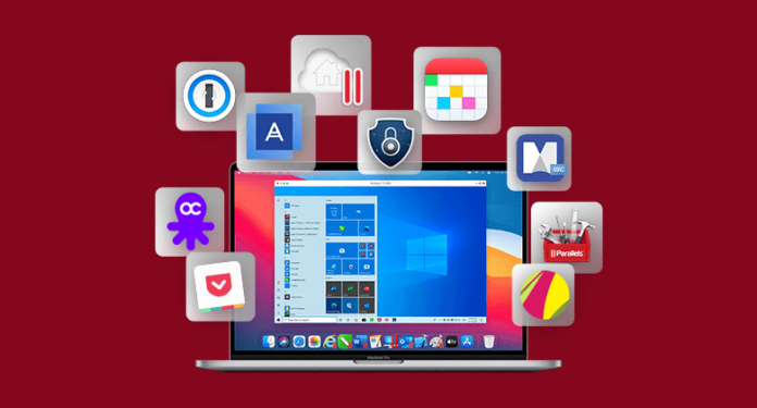 App gratis Mac bundle Parallels Desktop