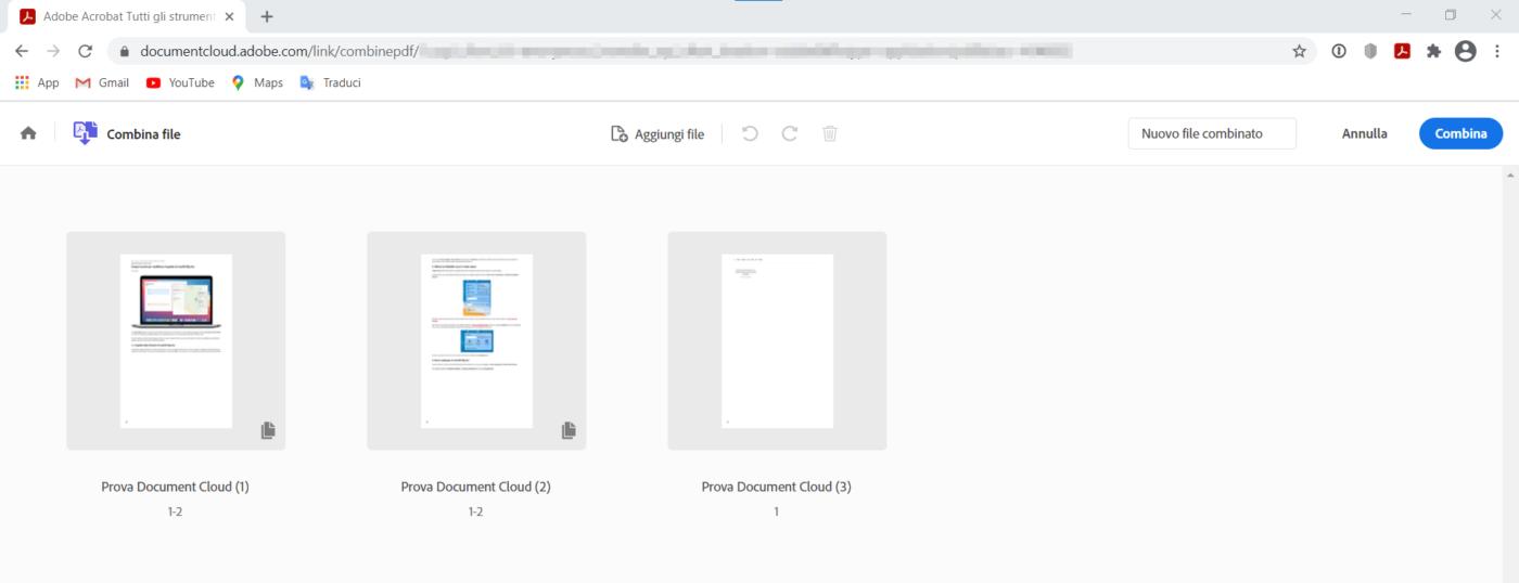 PDF Adobe Acrobat web