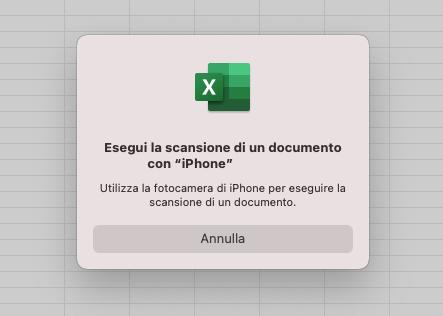 Excel Mac