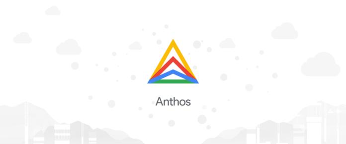 Multicloud Anthos Google Cloud