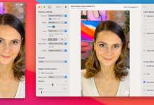 Camo webcam app