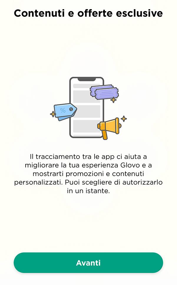 iPhone tracciamento app