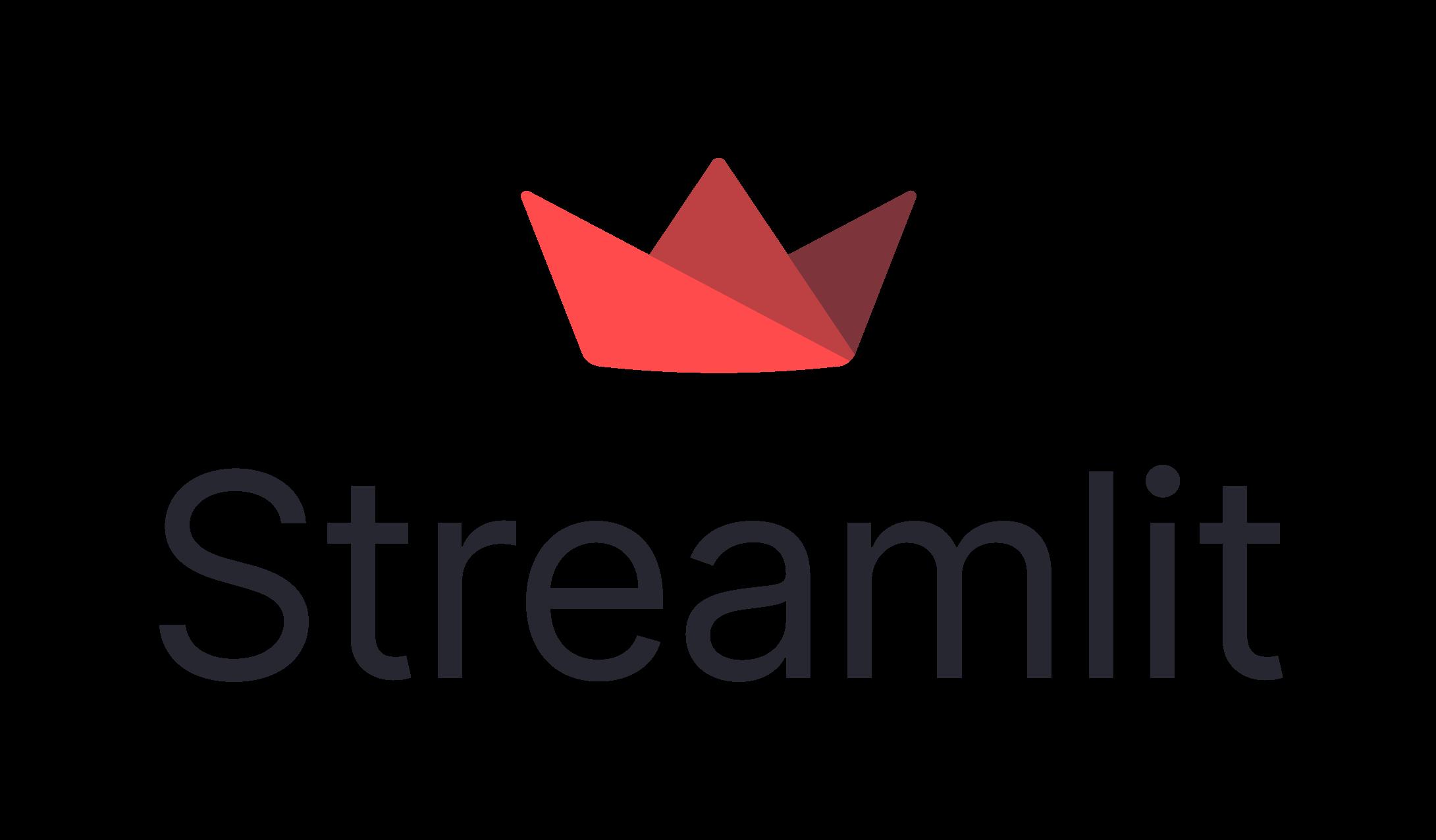 machine learning Streamlit