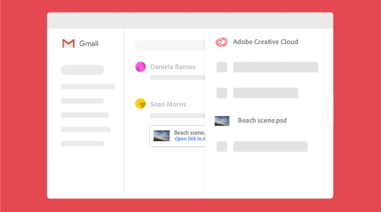 Adobe Creative Cloud Google Workspace