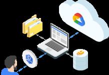 Google Cloud user account