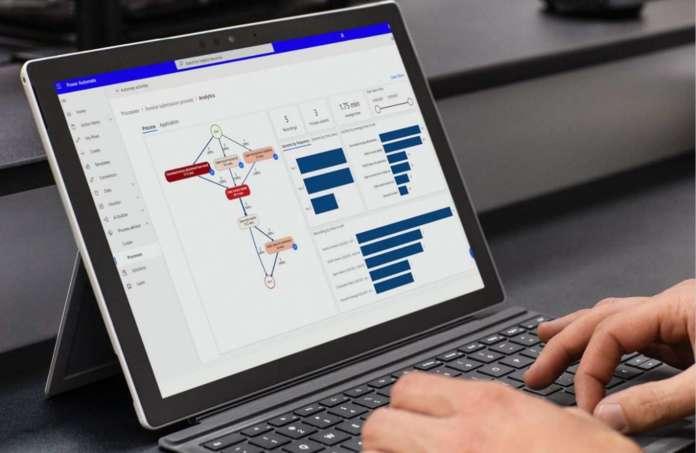 Microsoft low code Power Platform