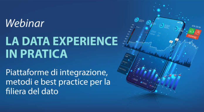 webinar data experience