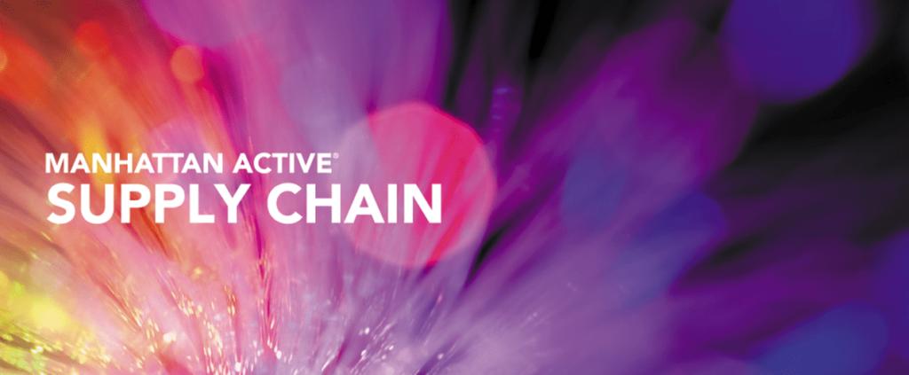 manhattan active supply chain