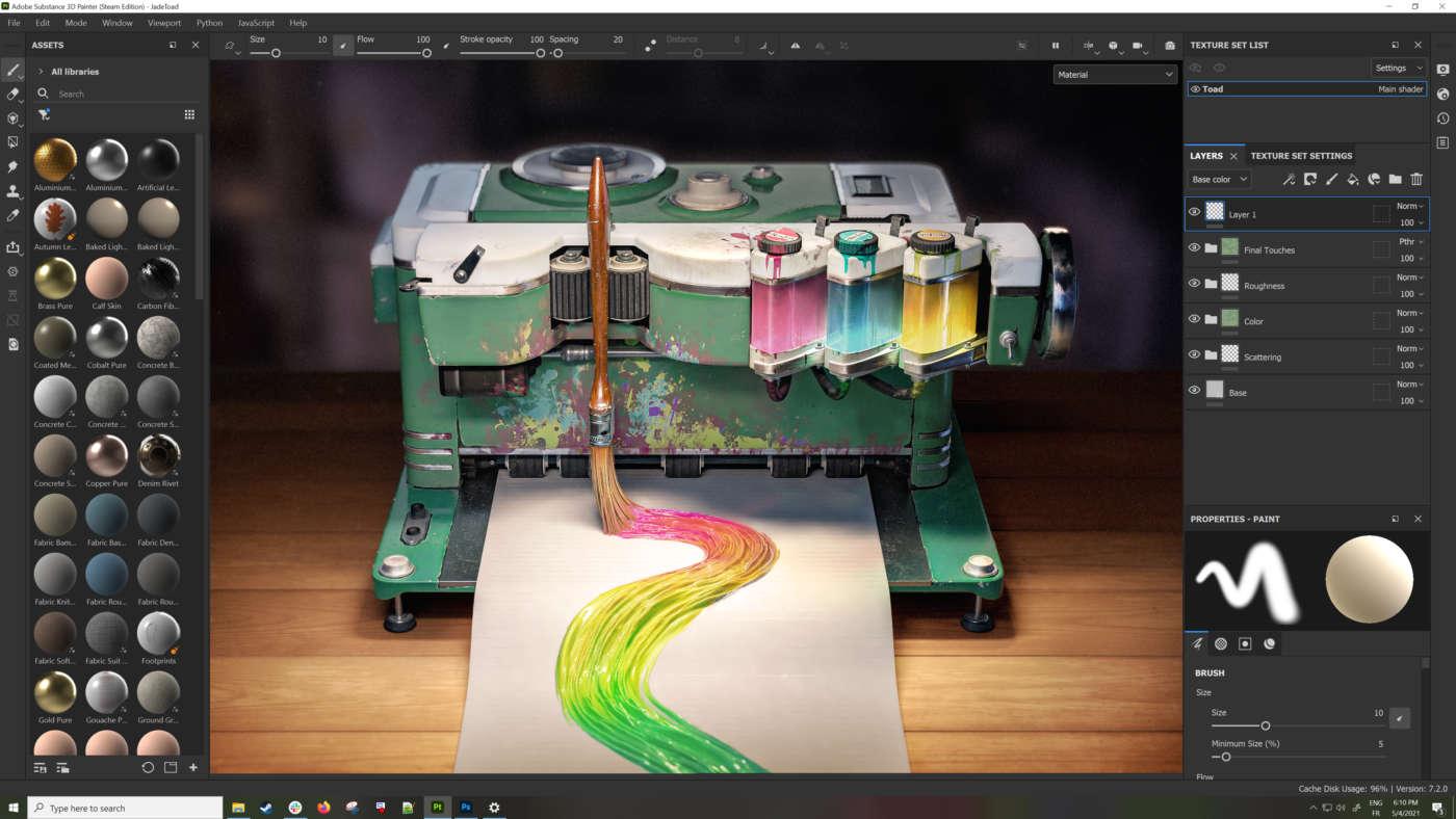 Adobe Substance 3D