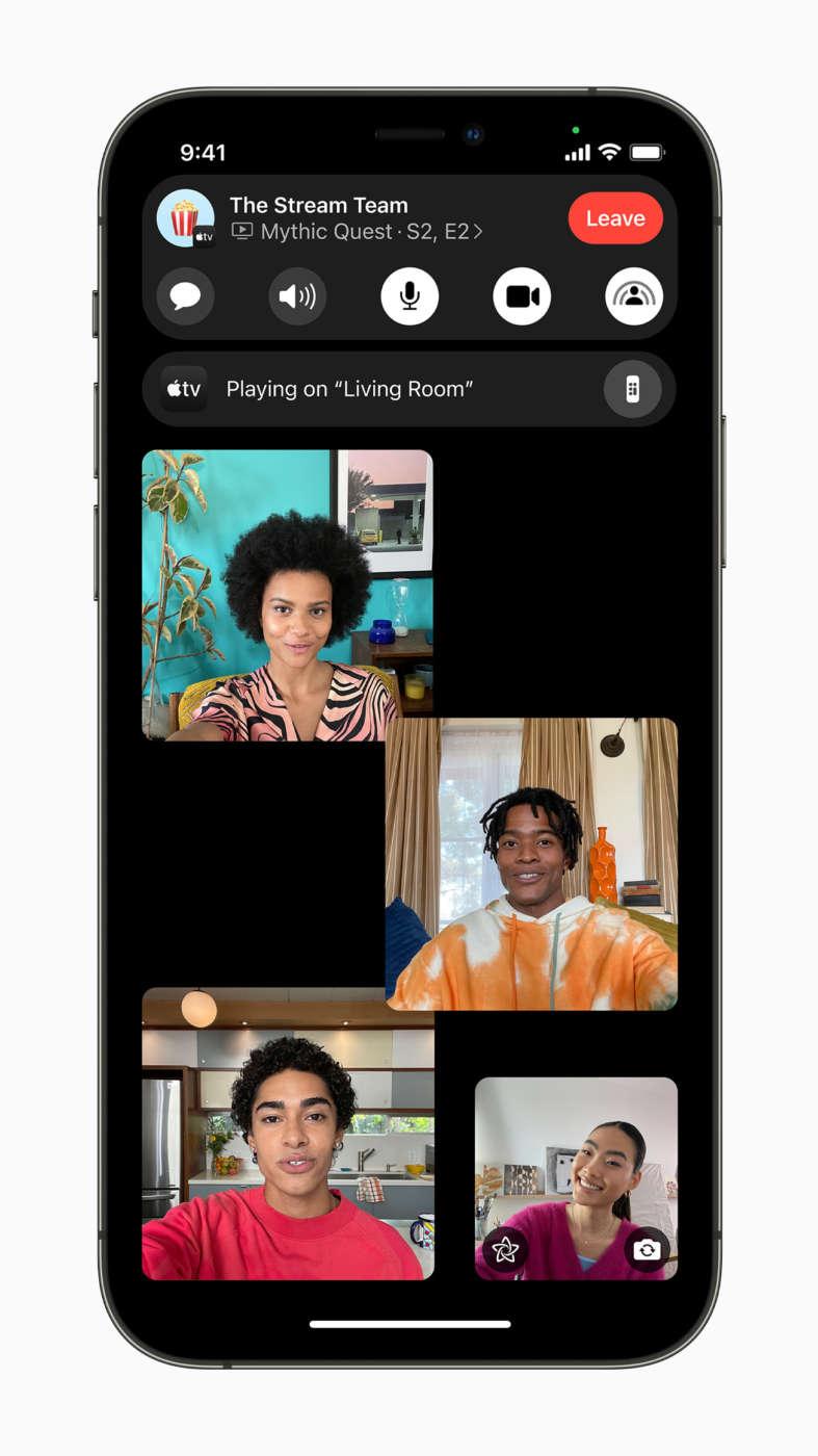 Apple iOS 15