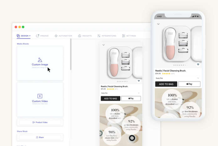mobile shopping Tapcart