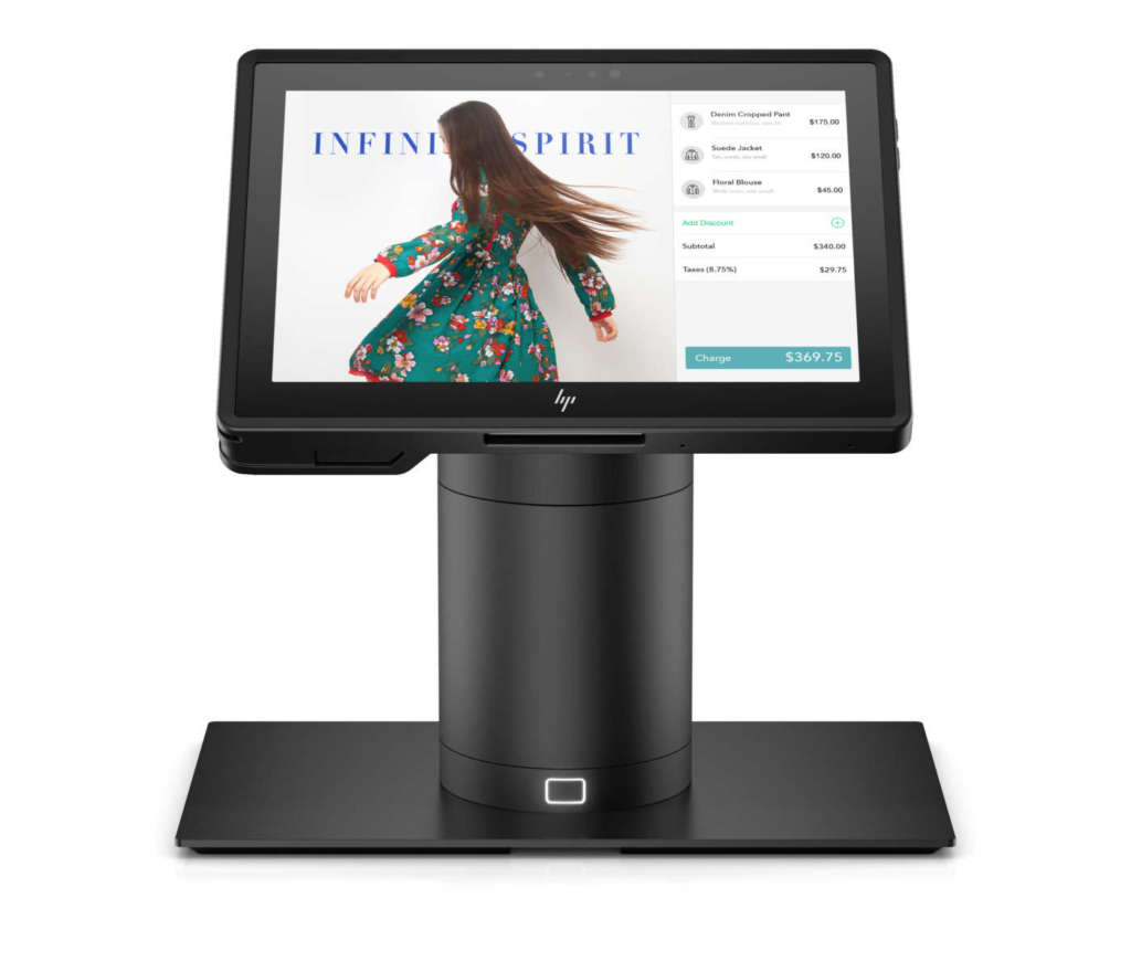 Hp Engage Go 10