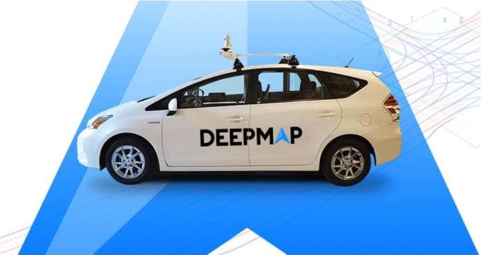 nvidia deepmap